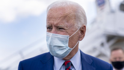 'Listen to the scientists': Biden implores Trump as he campaigns in crucial Florida