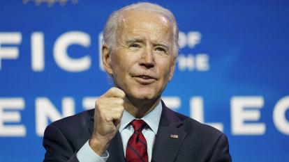 Biden unleashes $US250 billion plan to frustrate China