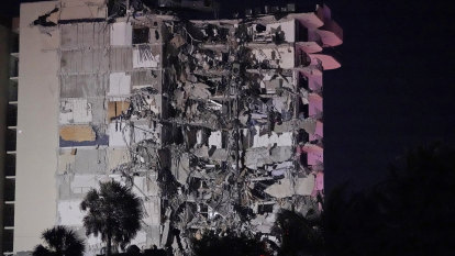 'Like an earthquake': Miami apartment tower collapses