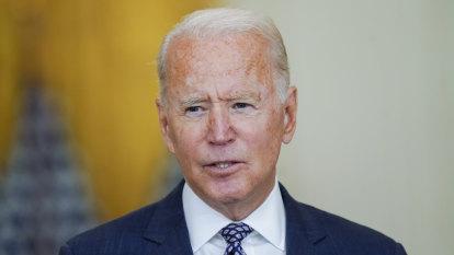 Joe Biden: 11,000 flown from Kabul over weekend