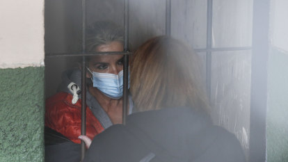 Former Bolivian president behind bars, alleges persecution over coup claims