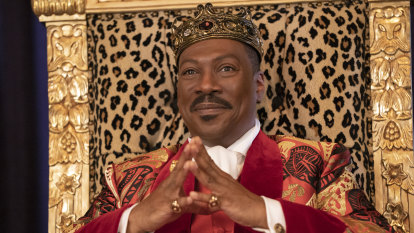 Coming 2 America: The rare joy of watching a comedy icon age gracefully