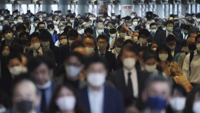 COVID-19 warnings in Japan and South Korea as US reaches 12 million cases
