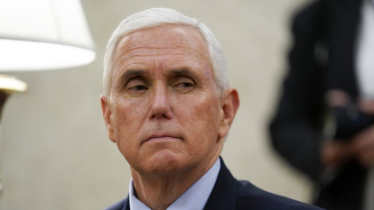 Mike Pence self-isolates after aide was diagnosed with coronavirus