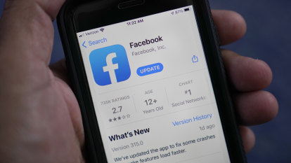 Facebook outage a reminder of just how stuck with the web giant we are