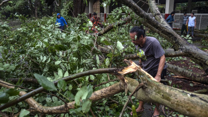 Typhoon Kammuri carves deadly path over Philippines