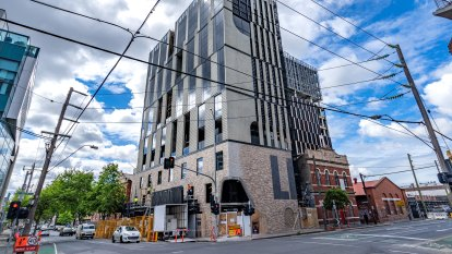Pace sells Collingwood office for $31m