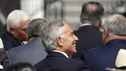 Tony Blair accused of breaking British quarantine rules