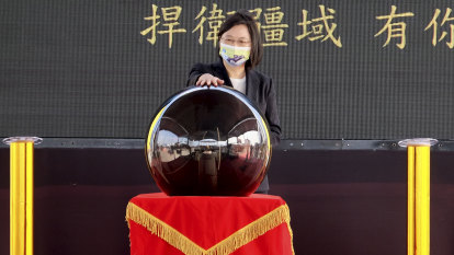 US-Taiwan alliance 'an alternative' to Chinese Belt and Road