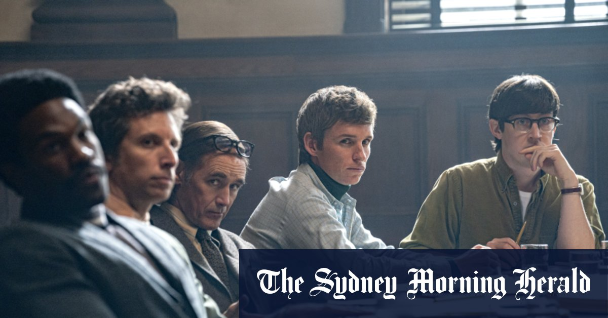 Trial of the Chicago 7 cast takes top honours at SAG Awards – Sydney Morning Herald