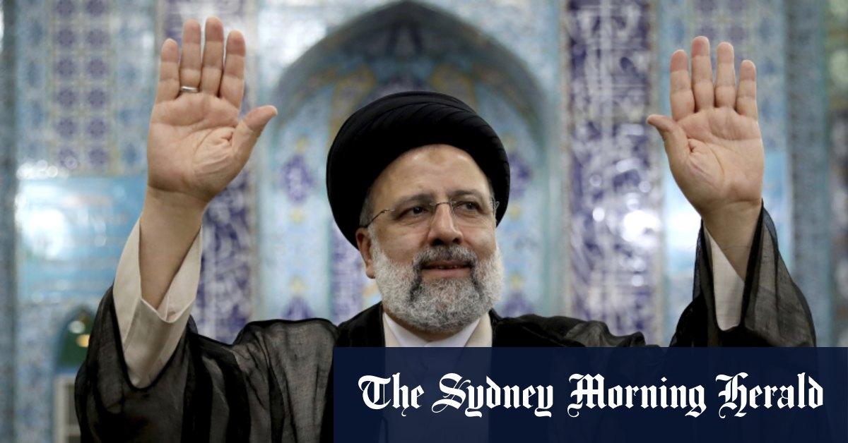 Hardline judge under US sanctions elected Iran's next President – Sydney Morning Herald