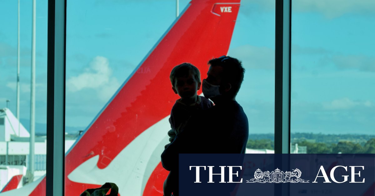 Eleven flight crew members test positive to coronavirus in Victoria – The Age