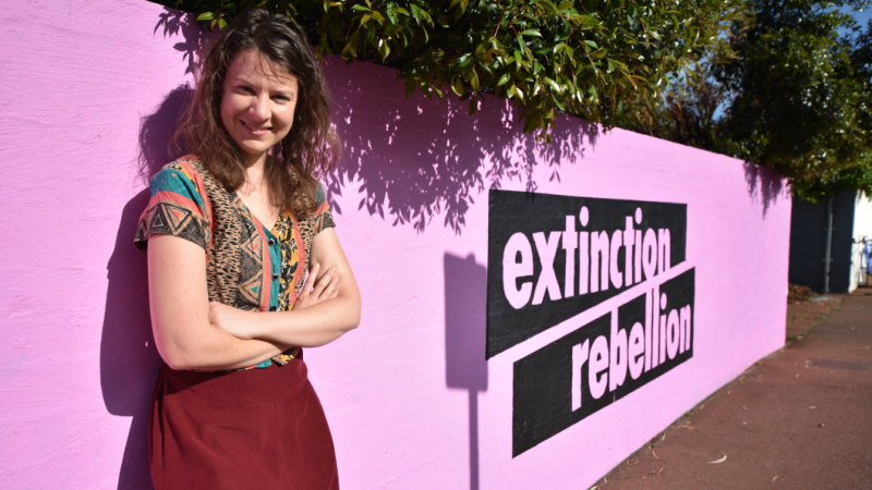 East Freo resident takes up fight against council to keep climate change mural