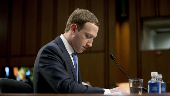 How Australia could make Facebook's miserable year even worse