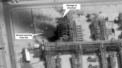 Saudi Arabia says weapons used to attack its oil facilities were Iranian