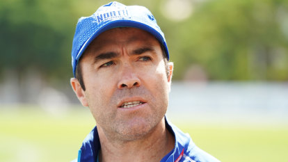 Brad Scott set to depart North Melbourne by mutual agreement