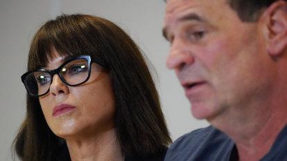 John Setka's lawyer wife Emma Walters takes political job