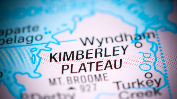Aboriginal people generic Kimberley windmill