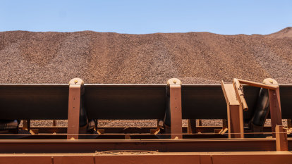 China supply concerns and Brazil woes send iron ore price soaring