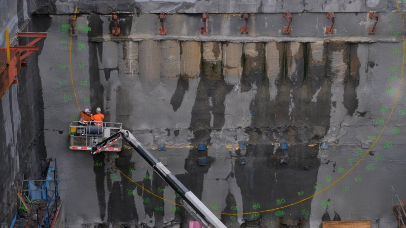 Big projects, bigger bills: Massive construction boom comes at a cost