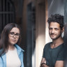 'There's something going on': spooky chemistry fuels Lior's vocal partnership
