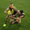 The AFL's harder road to hit Vic teams