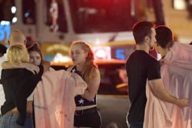 'The links between mass shootings and violence against women are not arbitrary'