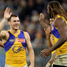 Eagles give Dockers the boot in historic Western Derby