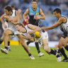 From the Archives, 2008: Blues stage great comeback against the Power