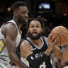Cavs ban fan who racially taunted Patty Mills