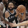 Patty Mills suffers racial abuse in Spurs' win over Cavs