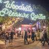 Perth Pleasure Garden drops Woodside name as Fringe rethinks sponsors