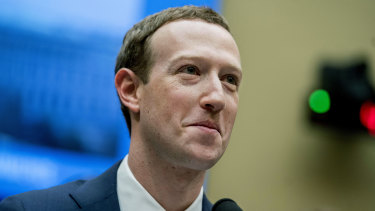 Facebook chief Mark Zuckerberg has taken on a much more active role in the company.