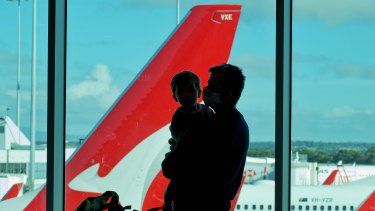 International airlines are objecting to Melbourne's strict rules on the testing of crew.