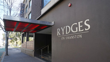 The outbreak at Rydges could have been avoided, according to some staff.