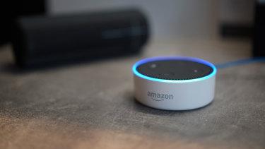 Amazon's Alexa is used primarily through it's Echo speakers.