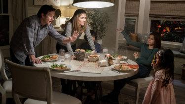 In her latest film, Instant Family, she stars opposite Mark Wahlberg, Gustavo Quiroz, Isabela Moner, and Julianna Gamiz.