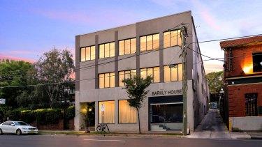 Donna Guest is selling a St Kilda office buildingat 30 Inkerman Street.