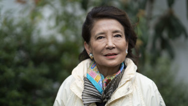 Jung Chang is restricted to 15 days each year when she visits her family in China.