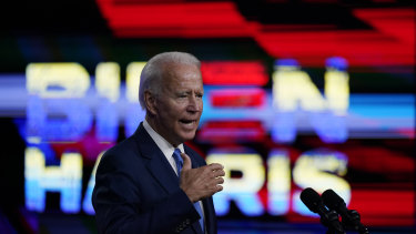 Trialing Joe Biden in the polls, Donald Trump is ratcheting up the China rhetoric.