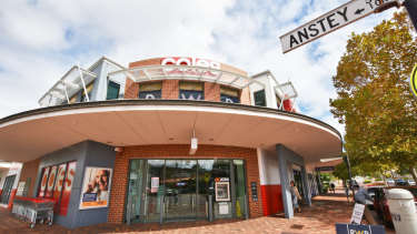 The Coles is closer in size to a village market and its limited range, dominated by home brand products, has alienated some shoppers.