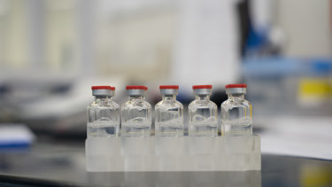 Australia has 51 million doses of Novavax's COVID-19 vaccine on order.