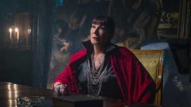 Anjelica Huston in John Wick: Chapter 3 - Parabellum.