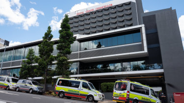 Brisbane's Hotel Grand Chancellor was evacuated several days ago after a cleaner contracted COVID-19.