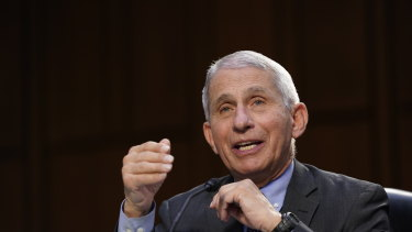 Anthony Fauci, director of the US National Institute of Allergy and Infectious Diseases, said he was concerned about the increased spread of the Delta variant in the United States.