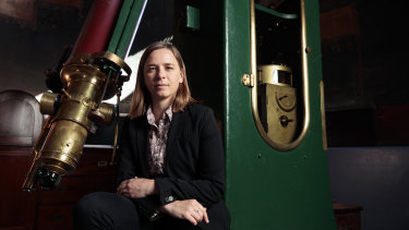 Professor Lisa Harvey-Smith has been reappointed for a second term as Women in STEM ambassador.