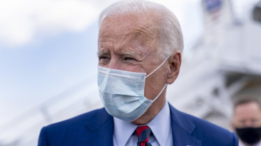 Democratic presidential candidate former vice-president Joe Biden has implored Trump to listen to the science on coronavirus.