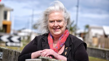 Surf Coast Shire mayor Rose Hodge.