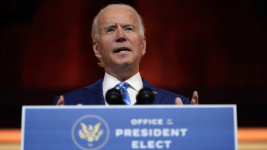 Joe Biden could take advantage of the situation to seize on the common fears and resentments that the US and its traditional allies have of China's ambitions and methods