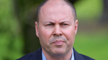 Treaurer Josh Frydenberg will self-isolate for 14 days in Canberra to attend Parliament.